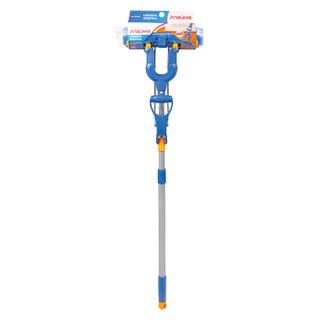 LIMA / Self-squeezing mop, butterfly mechanism, PVA attachment 28 cm, telescopic handle 107 cm