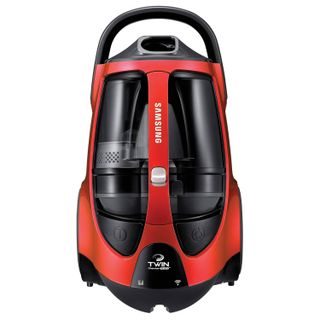 SAMSUNG vacuum cleaner VCC885HH3P/XEV, with the container