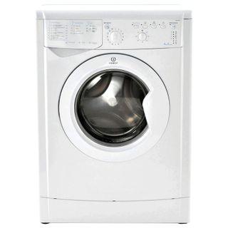 INDESIT IWUB4085 washing machine, 800 rpm, 4 kg, front loading, 13 programs, 60 x33 x85 cm, white