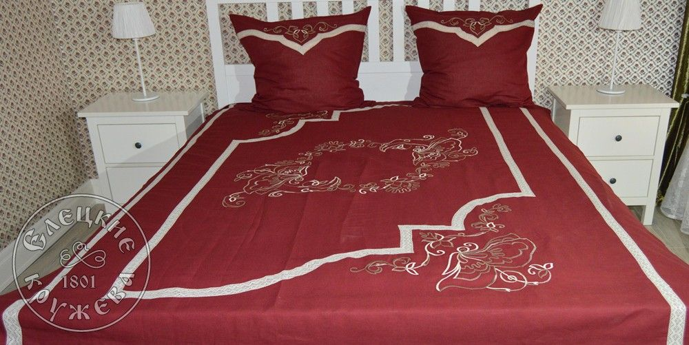 Elets lace / Double bedding set С561ЕЦ