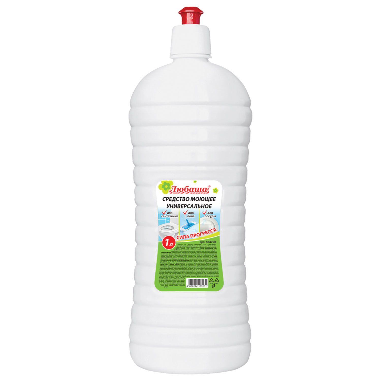 Universal detergent LYUBASHA (analogue PROGRESS) push-pool 1 l