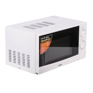 MYSTERY MMW-2012 microwave oven, 20 litres, 800 watt power, mechanical control, timer, white