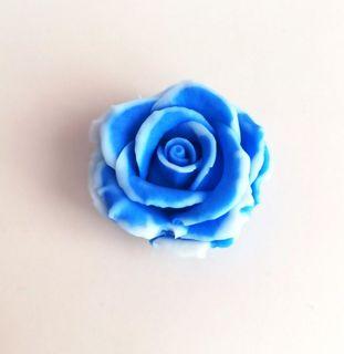 Handmade soap Blue rose
