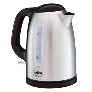 Kettle TEFAL KI230D30, 1.7 litres, 2400 w, closed heating element, stainless steel, silver