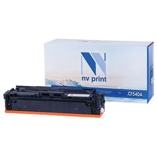 Toner Cartridge NV PRINT (NV-CF540A) for HP M254dw / M254nw / MFP M280nw / M281fdw, black, yield 1400 pages