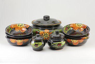Set for dumplings Ladybug