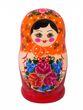 12 non-traditional matryoshka dolls - view 2