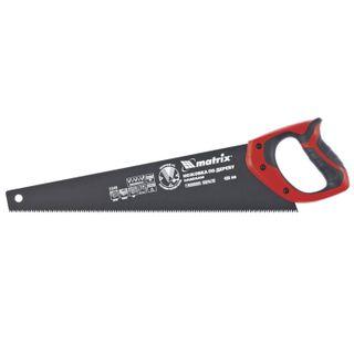 400 mm wood knife, MATRIX, 7-8TPI, 3D tooth, Teflon coating, two-component handle
