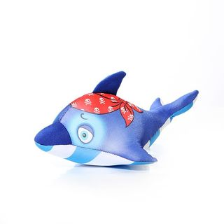"Anti-stress toy ""flipper the Dolphin"""