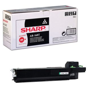 SHARP toner cartridge (AR-168LT (T)) AR-5415 original