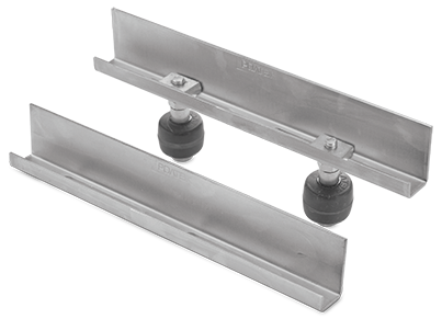 Universal bracket (without rollers)