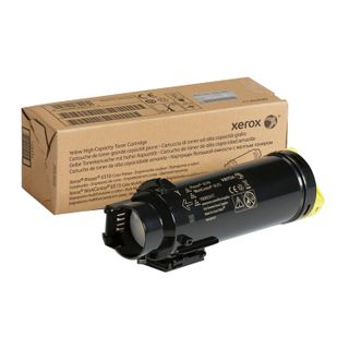 XEROX Laser Toner Cartridge (106R03487) Phaser 6510 / WC 6515, yellow, yield 2400 pages, original