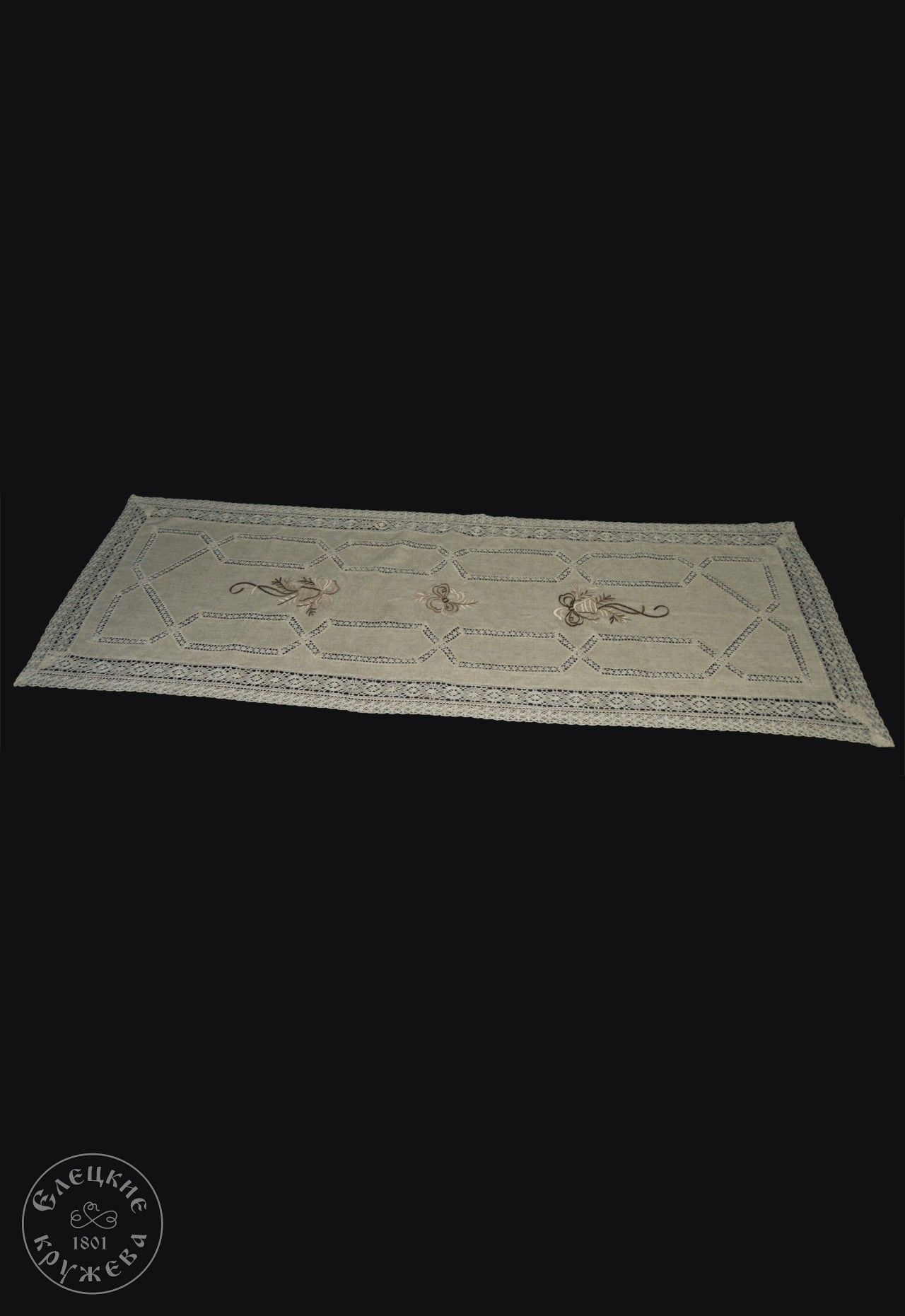 Elets lace / Lace table track С2245
