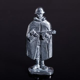 """Tin soldier """"a Soldier in a Cape"""""""