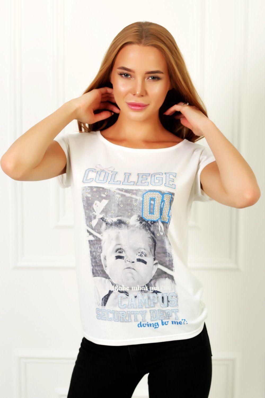 Lika Dress / T-shirt Lassie Art. 3169