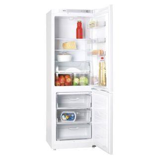 ATLANT 4712-100 refrigerator, two-chamber, 303 litres, bottom freezer 115 litres, white