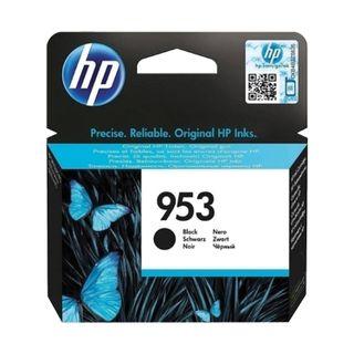 Inkjet cartridge HP (L0S58AE) Officejet Pro 8710/8210, # 953, black, yield 1000 pages, original