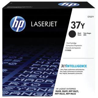Toner cartridge HP (CF237Y) LaserJet Enterprise M608 / M609 / M631 / M632, # 37Y, original, yield 41000 pages.