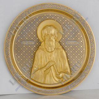 Panel St. Sergius of Radonezh