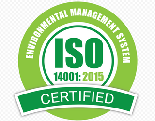 Certification of management systems ISO 14001: 2015