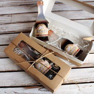 Handmade soap Cognac