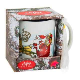 "Mug ""Christmas"" 300ml. in a gift box"