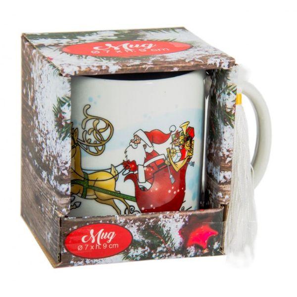 "Mug ""Christmas"" 300ml. in a gift box"
