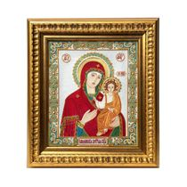 Icon 'Odigitria of the Mother of God of Smolensk'