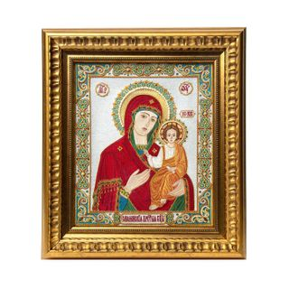 """Icon """"Odigitria of the Mother of God of Smolensk"""""""
