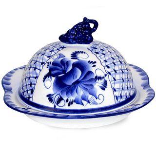 Oiler Rhapsody in Blue 2nd grade, Gzhel Porcelain factory