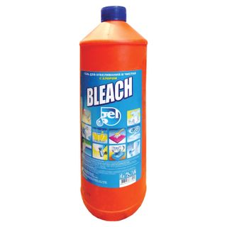 Bleaching, disinfection and cleaning 1 litre, BLEACH White (Blich), gel