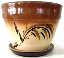 Ceramic pots Azalea 2.5 l