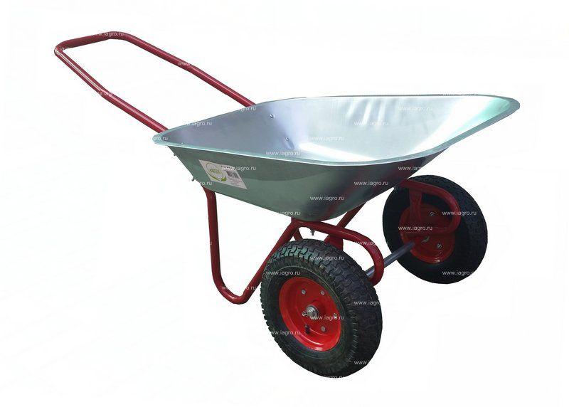 Wheelbarrow Garden Wb6211 2v Two Wheeled Buy Global Trade Rus