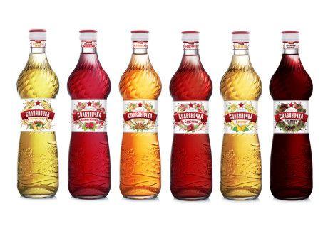 """Slavyanochka"" is a refreshing non-alcoholic drink of premium class"