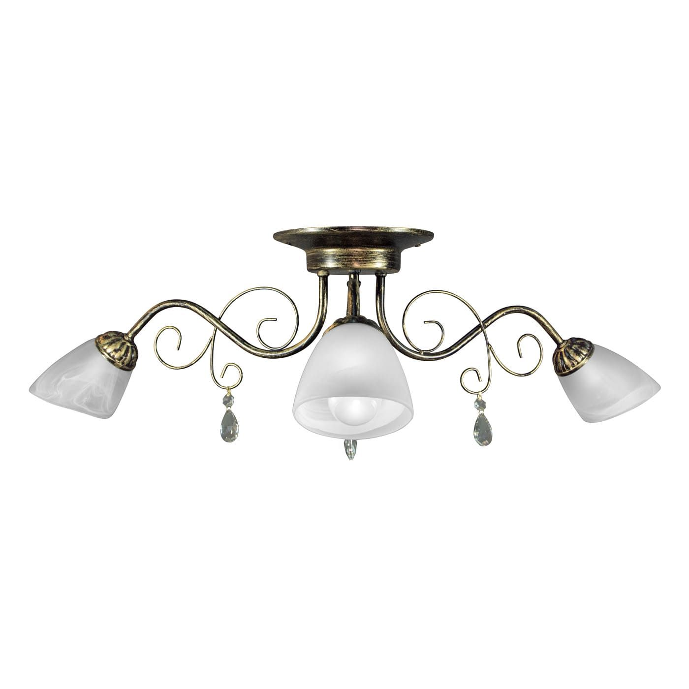 PETRASVET / Ceiling chandelier S2374-3, 3xE14 max. 60W