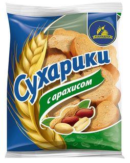 """Crackers """"Neva"""" with peanuts"""