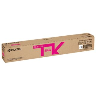 KYOCERA Toner Cartridge (TK-8115M) M8124cidn / M8130cidn Magenta 6000 Pages Original