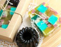 Handmade soap set Confectionery scrubs