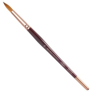 Brush art KOH-I-NOOR kolinsky, round, No. 14, short handle, blister