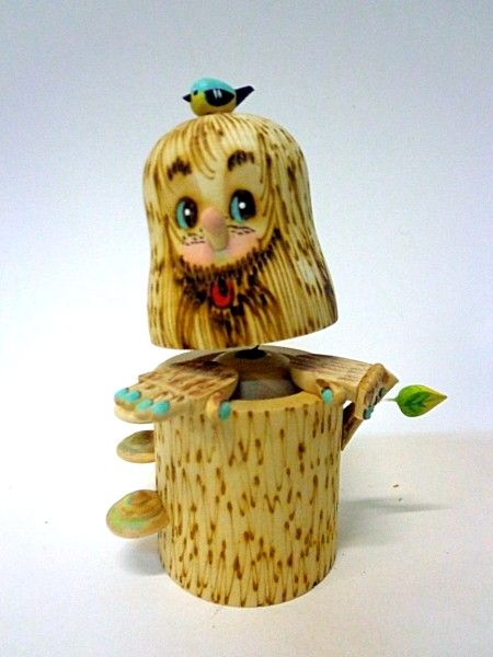 "Tver souvenirs / Fairy-tale characters ""Leshy"""