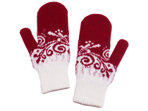 Development and design of glove products (mittens) with your logo, sign and name