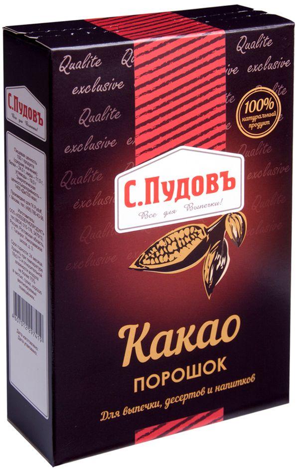 Cocoa powder S. Pudov, 70 g