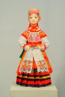 Doll gift. Belgorodchiny