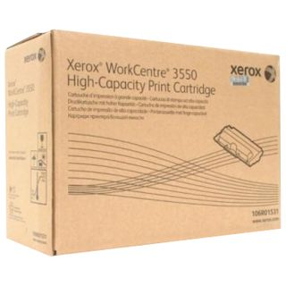 XEROX Toner Cartridge (106R01531) WorkCentre 3550 Genuine 11,000 pages