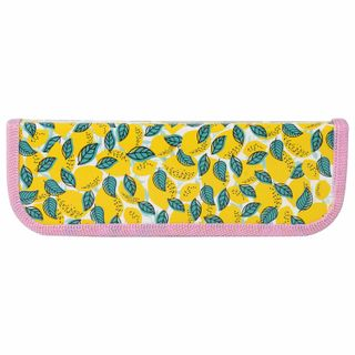 INLANDIA pencil case, 1 compartment, laminated cardboard, 19х7 cm,