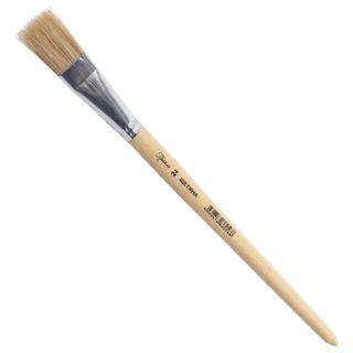 GRAIL brush, bristle, design (1 piece), flat No. 24