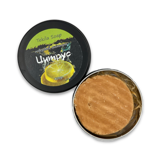 "Solid shampoo ""CITRUS"" 40 gr, Tekila Soap"