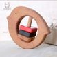 """Bug / Wooden rattle """"Snegirek"""" - view 1"""