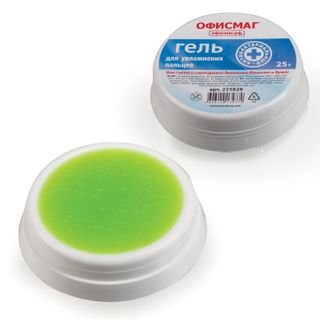 Gel for moisturizing fingers OFISMAG, 25 g, Russia