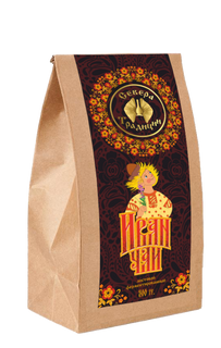 """Ivan - leaf tea """"Traditions of the North"""", 500 gr."""